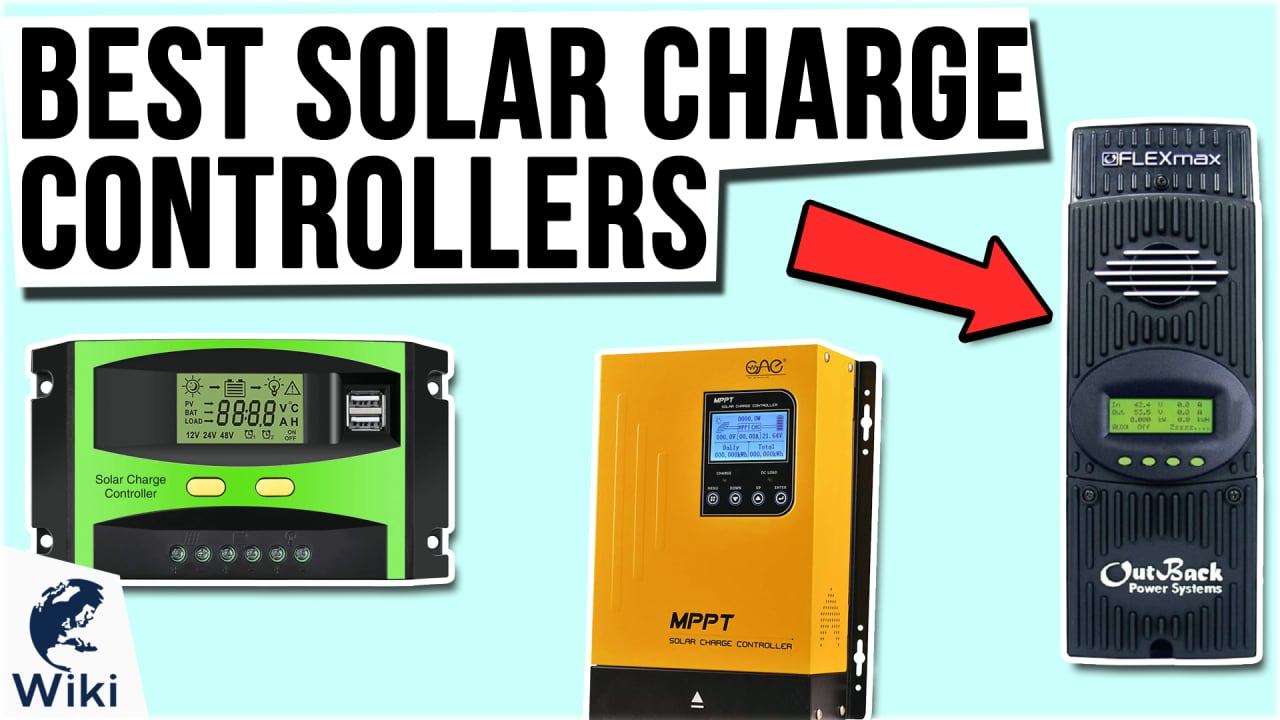 10 Best Solar Charge Controllers