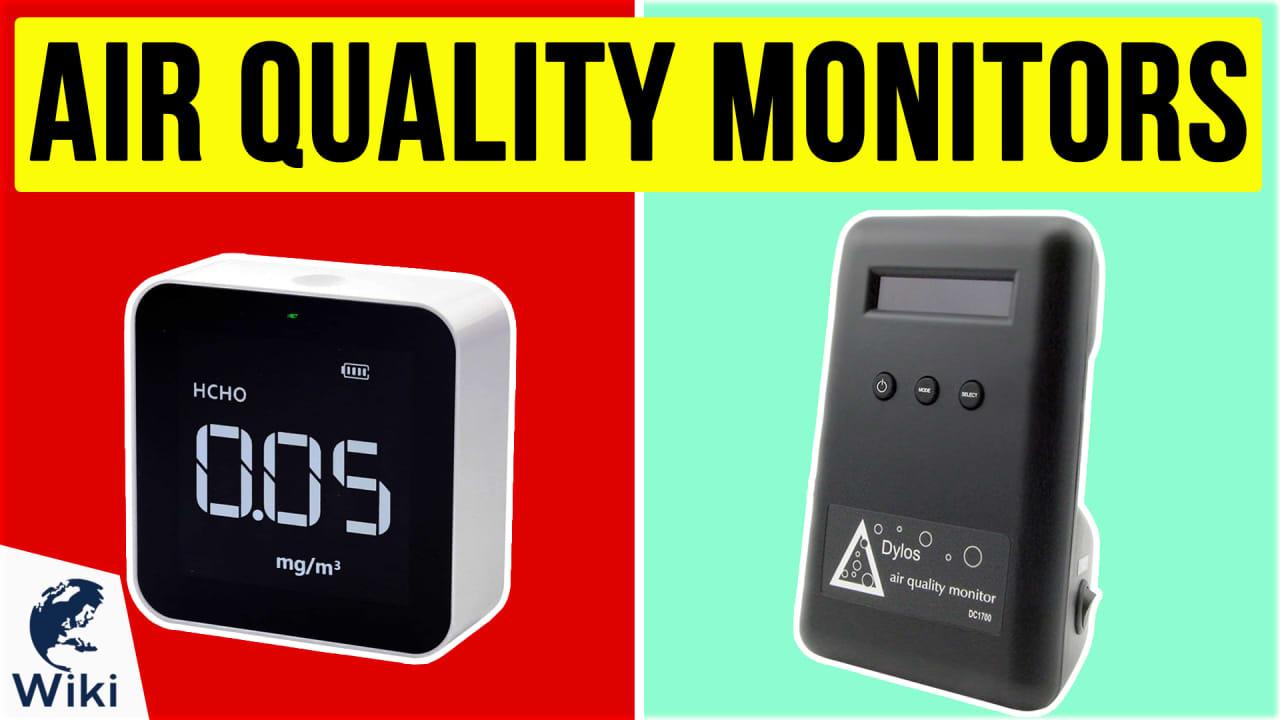 10 Best Air Quality Monitors