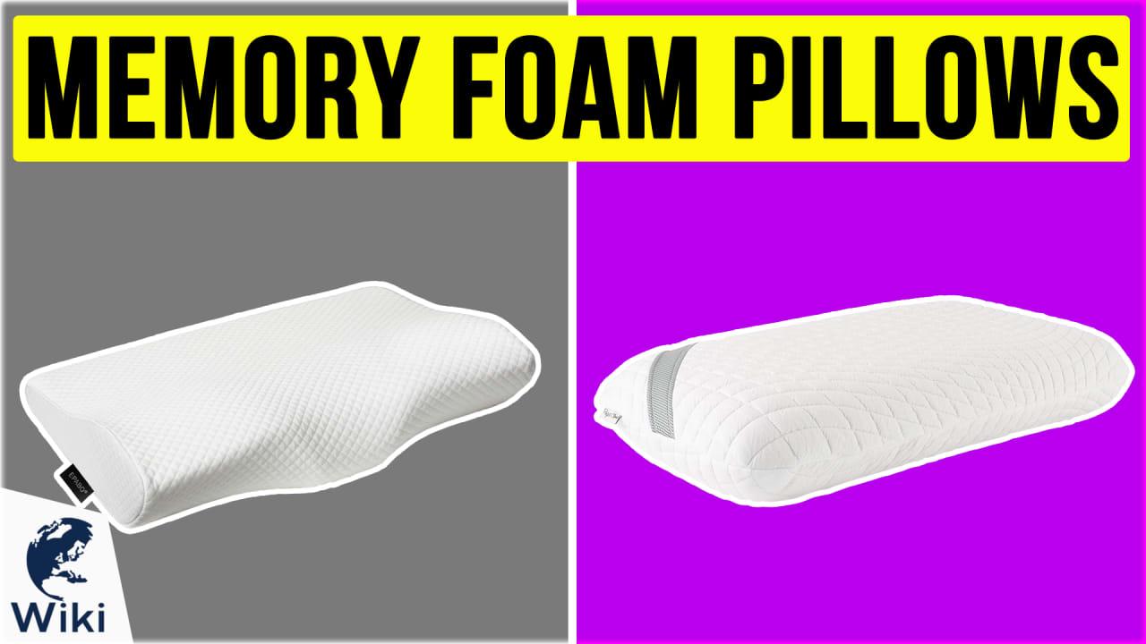 10 Best Memory Foam Pillows