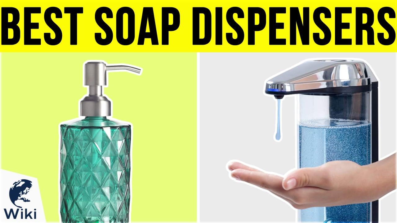 10 Best Soap Dispensers