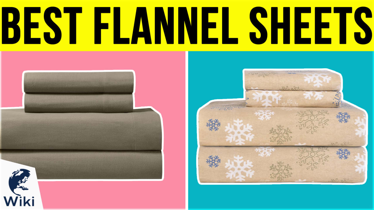 10 Best Flannel Sheets