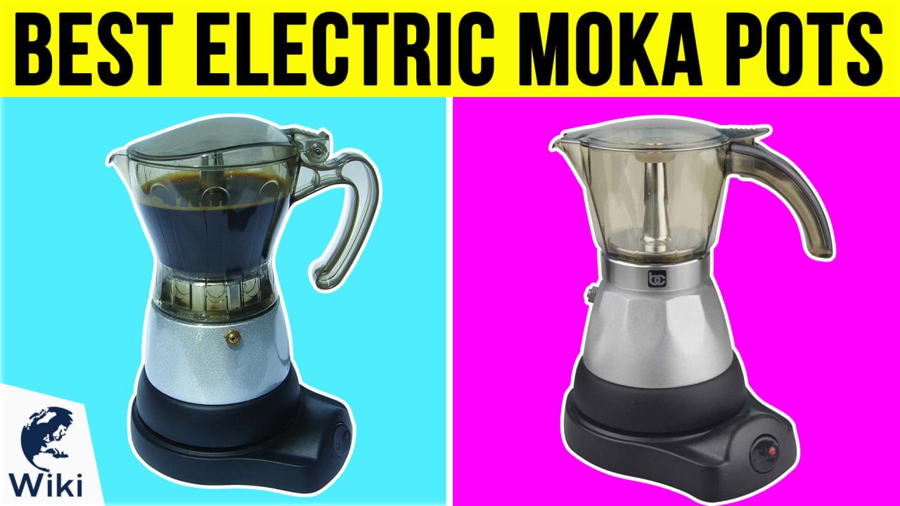 6 Best Electric Moka Pots