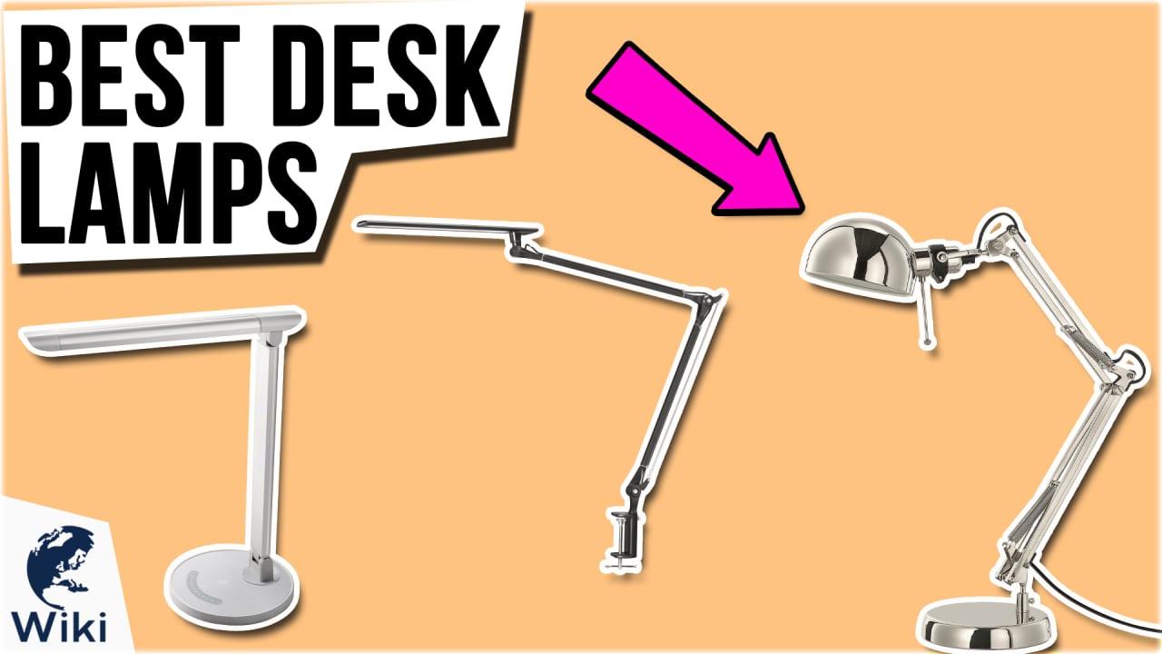 10 Best Desk Lamps