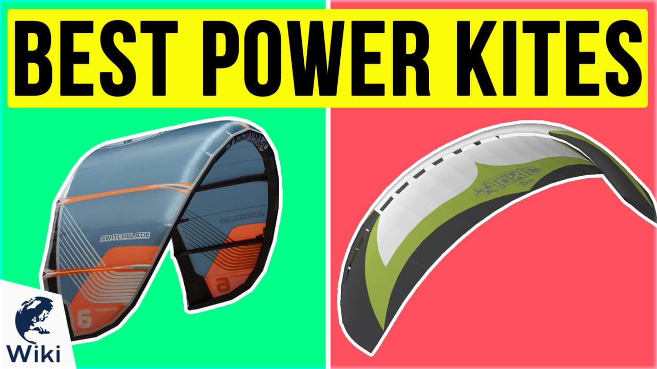 7 Best Power Kites