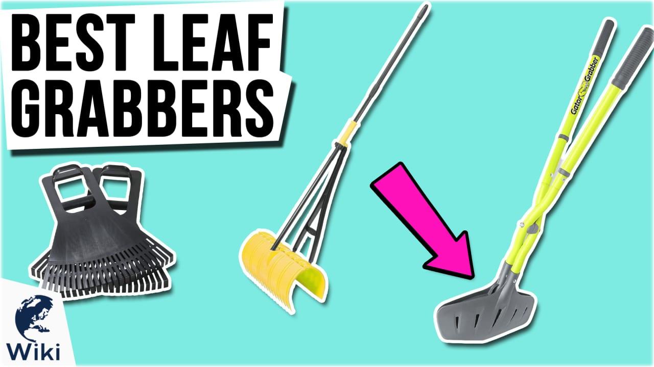 9 Best Leaf Grabbers