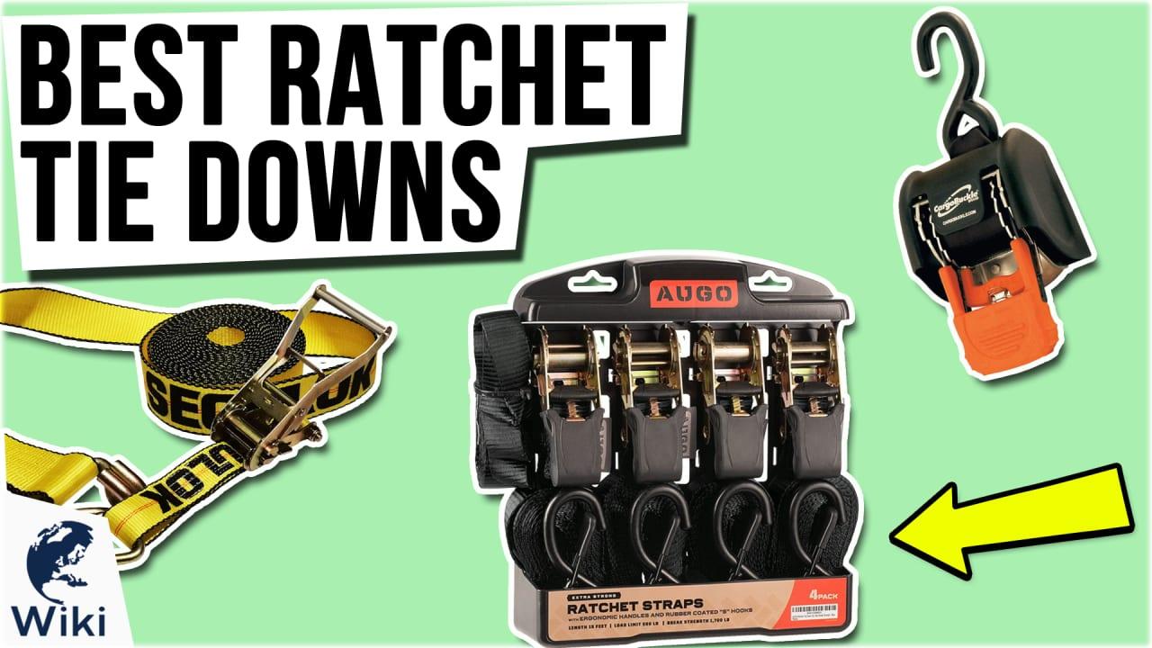 10 Best Ratchet Tie Downs