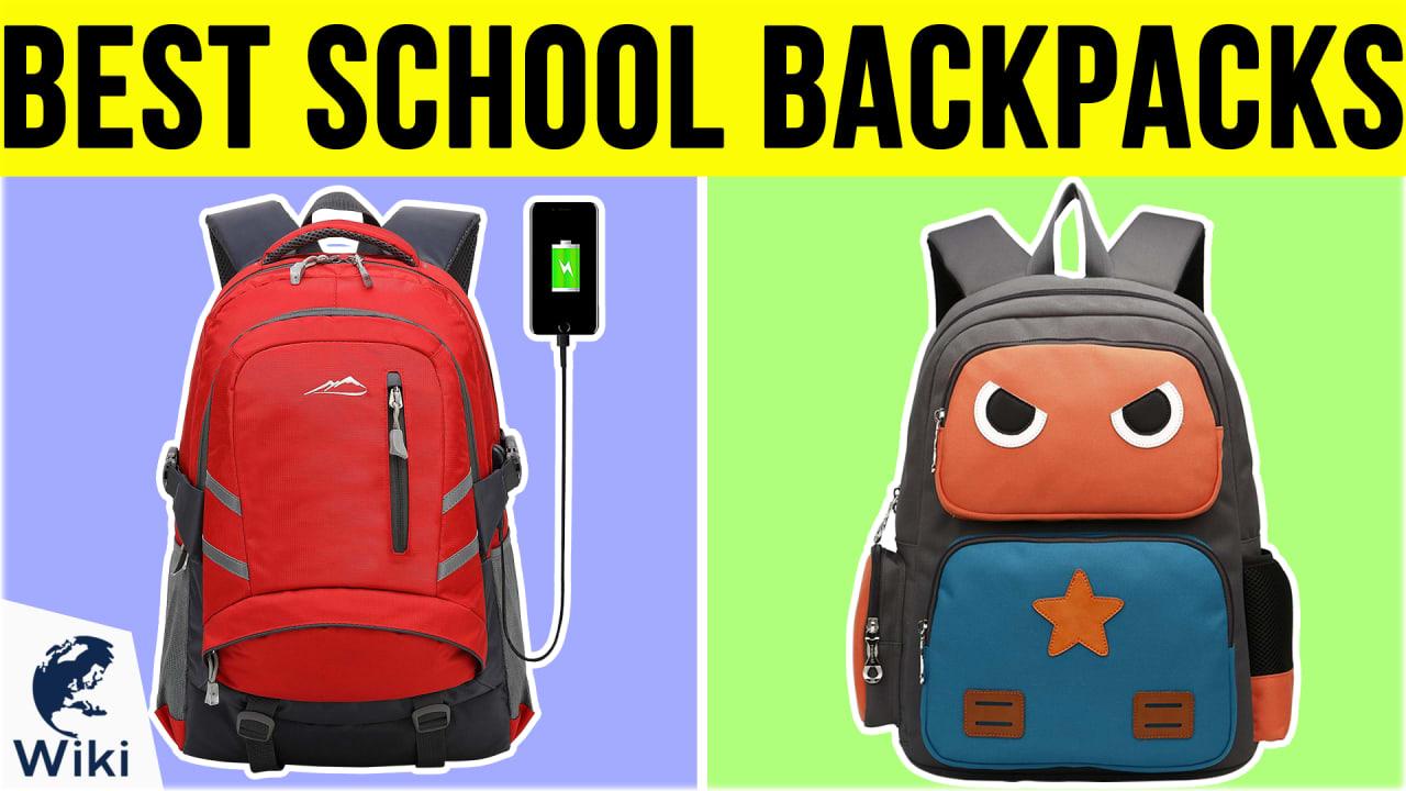 10 Best School Backpacks