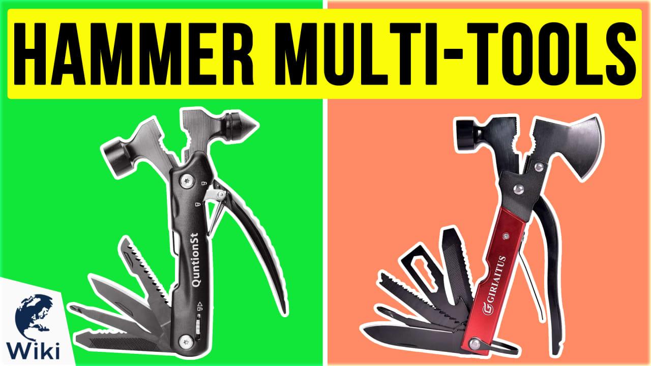 10 Best Hammer Multi-tools