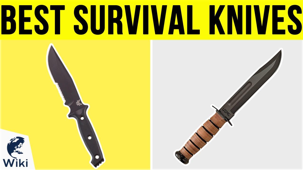10 Best Survival Knives