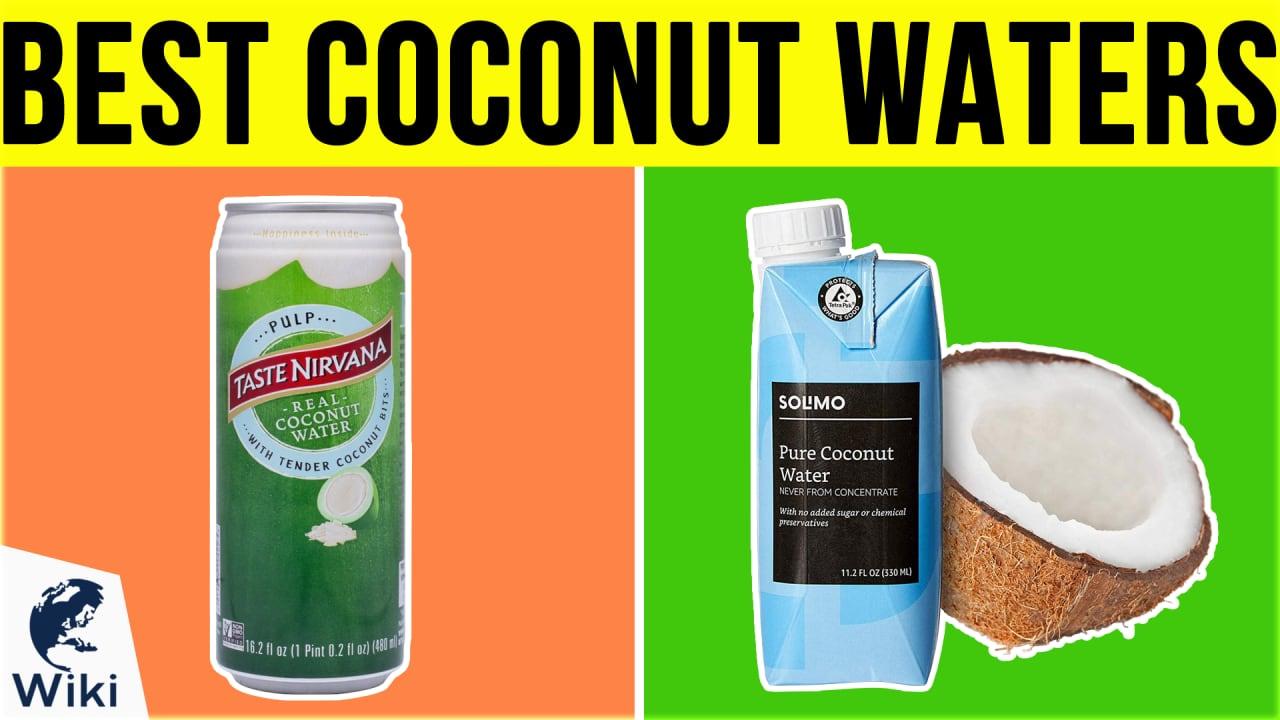 10 Best Coconut Waters