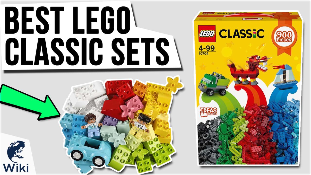 10 Best Lego Classic Sets