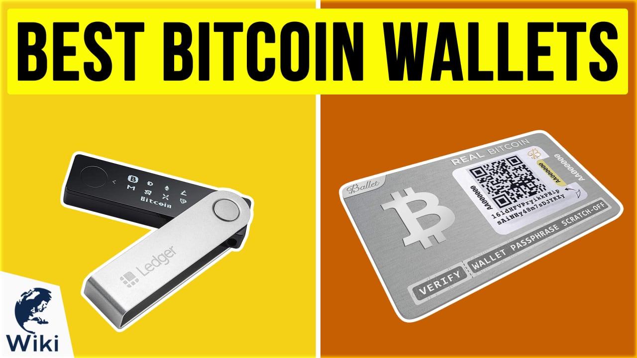 10 Best Bitcoin Wallets