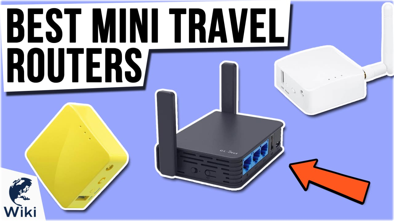 8 Best Mini Travel Routers