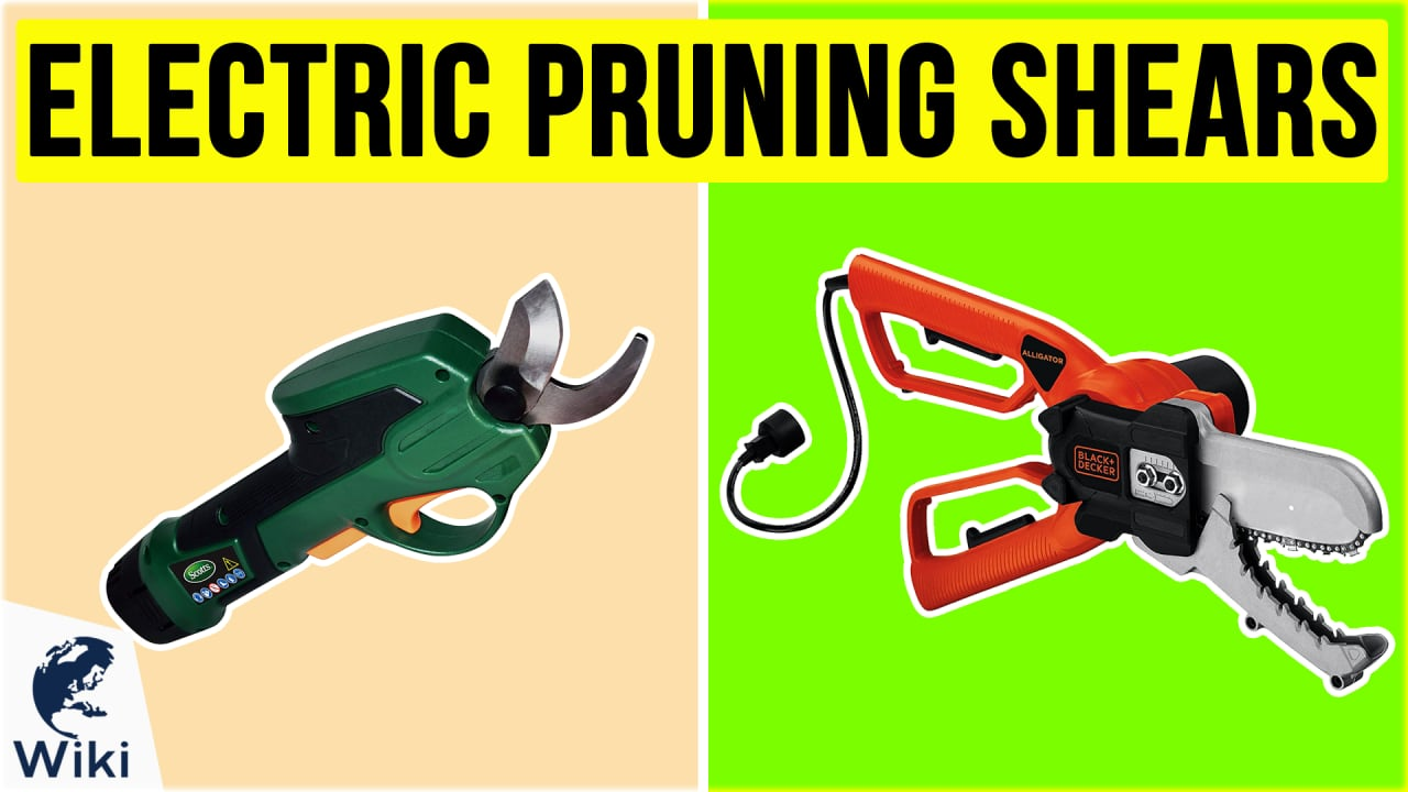 10 Best Electric Pruning Shears