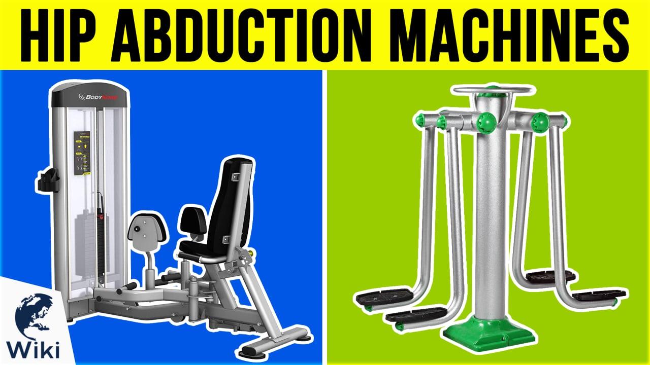 5 Best Hip Abduction Machines