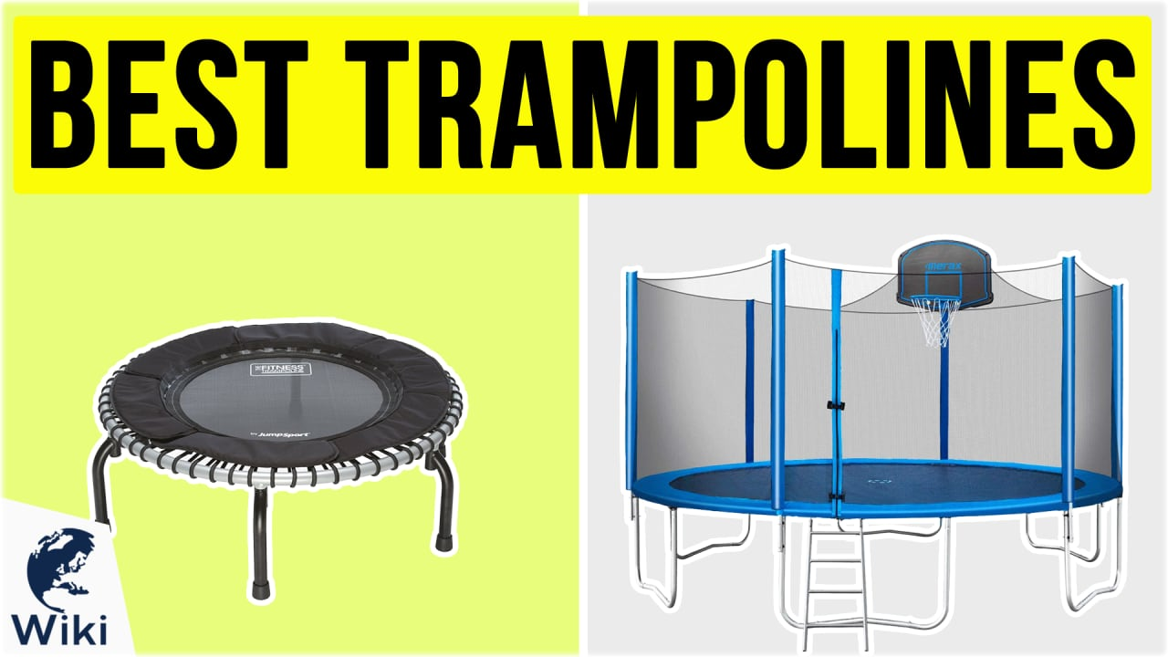 10 Best Trampolines