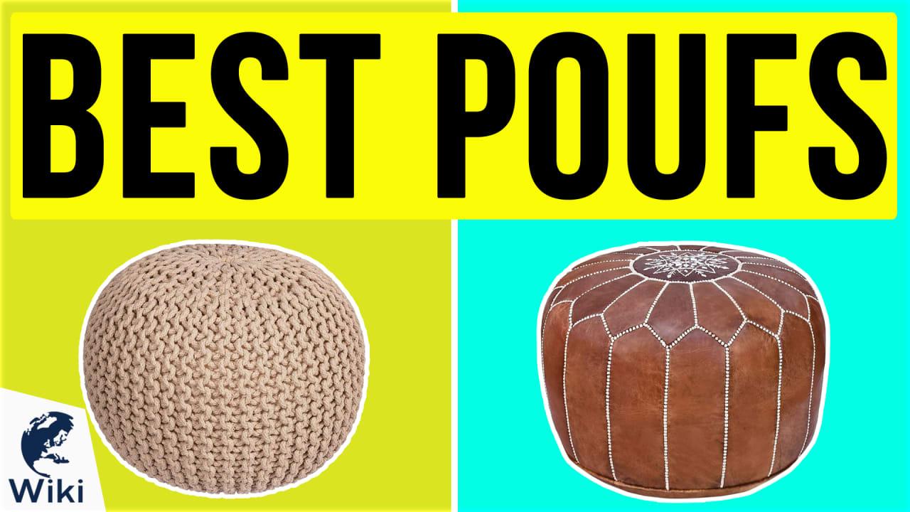 10 Best Poufs