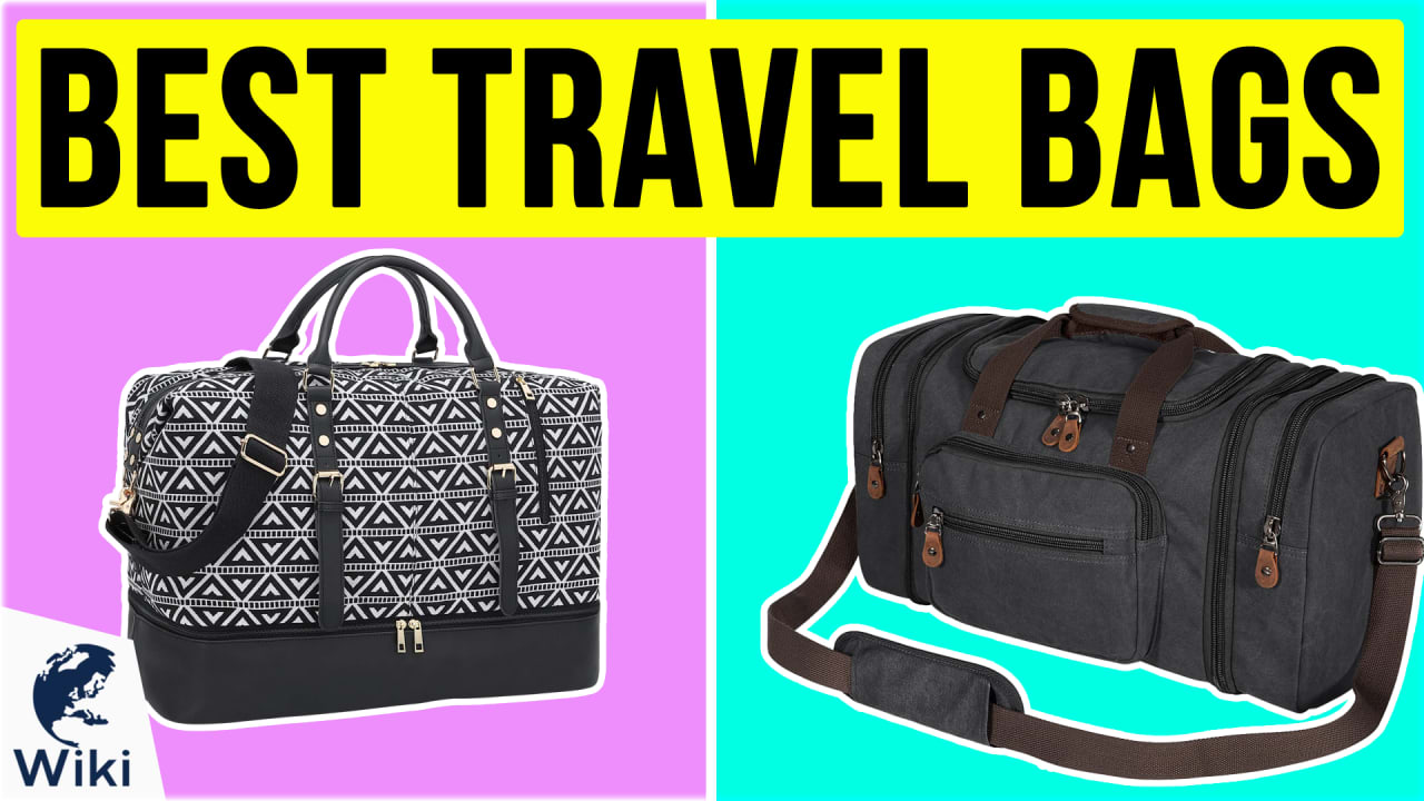 10 Best Travel Bags