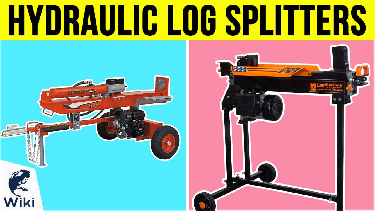 10 Best Hydraulic Log Splitters
