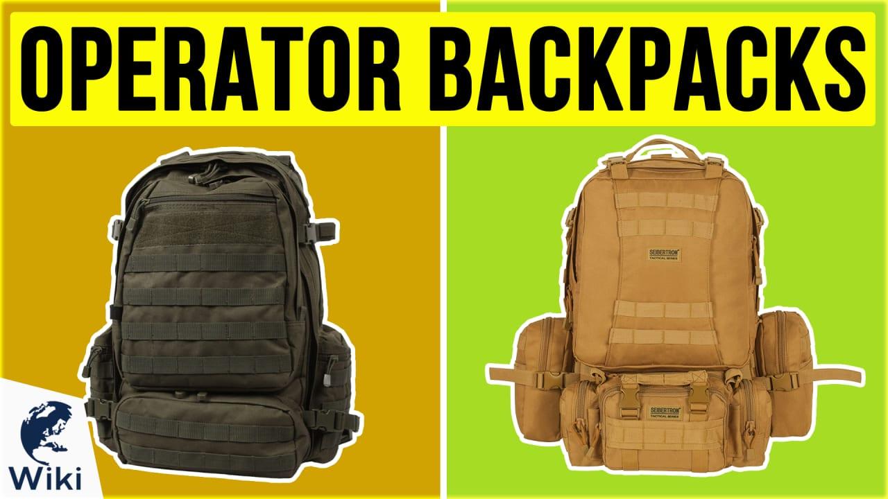 10 Best Operator Backpacks