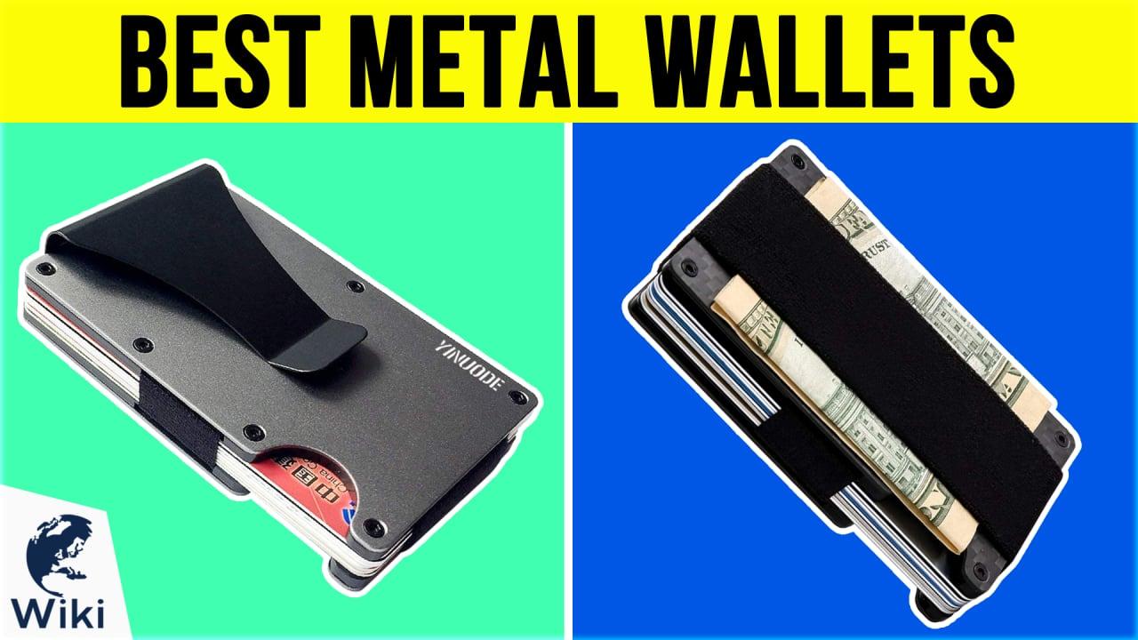 9 Best Metal Wallets