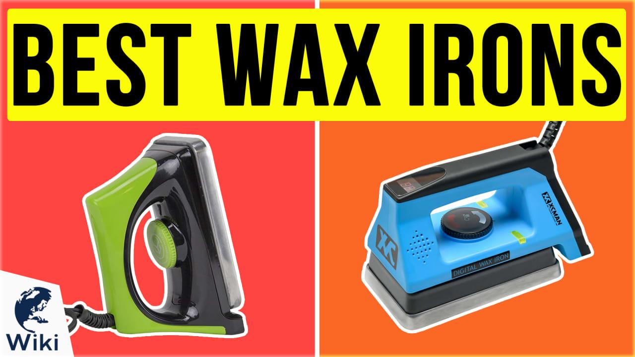 10 Best Wax Irons