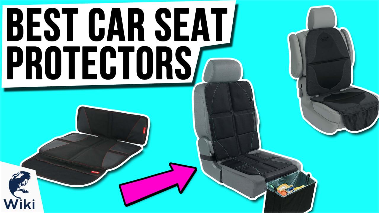 10 Best Car Seat Protectors