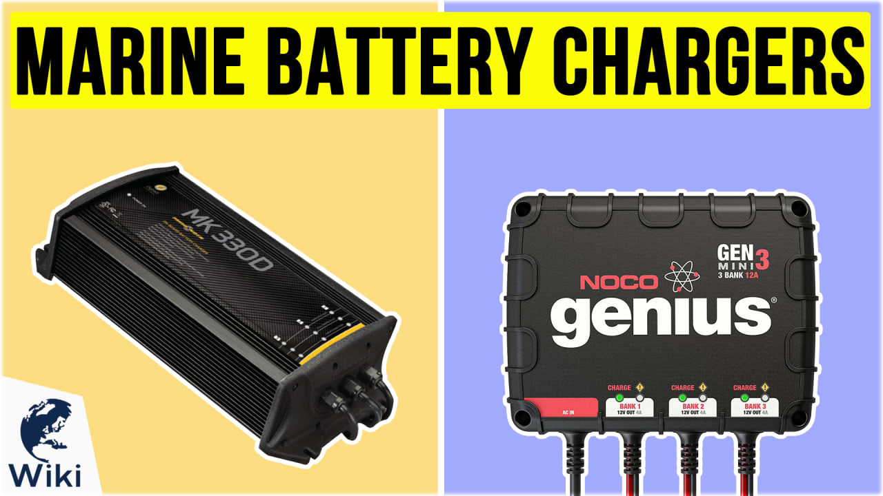 10 Best Marine Battery Chargers
