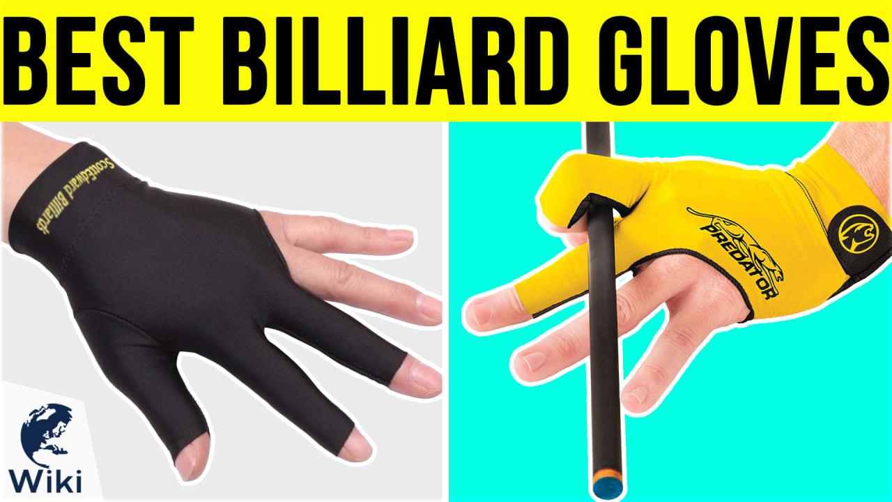 10 Best Billiard Gloves