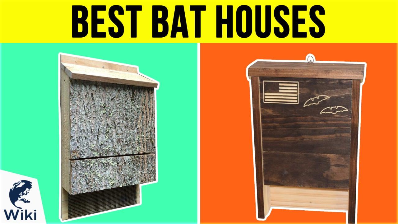 10 Best Bat Houses