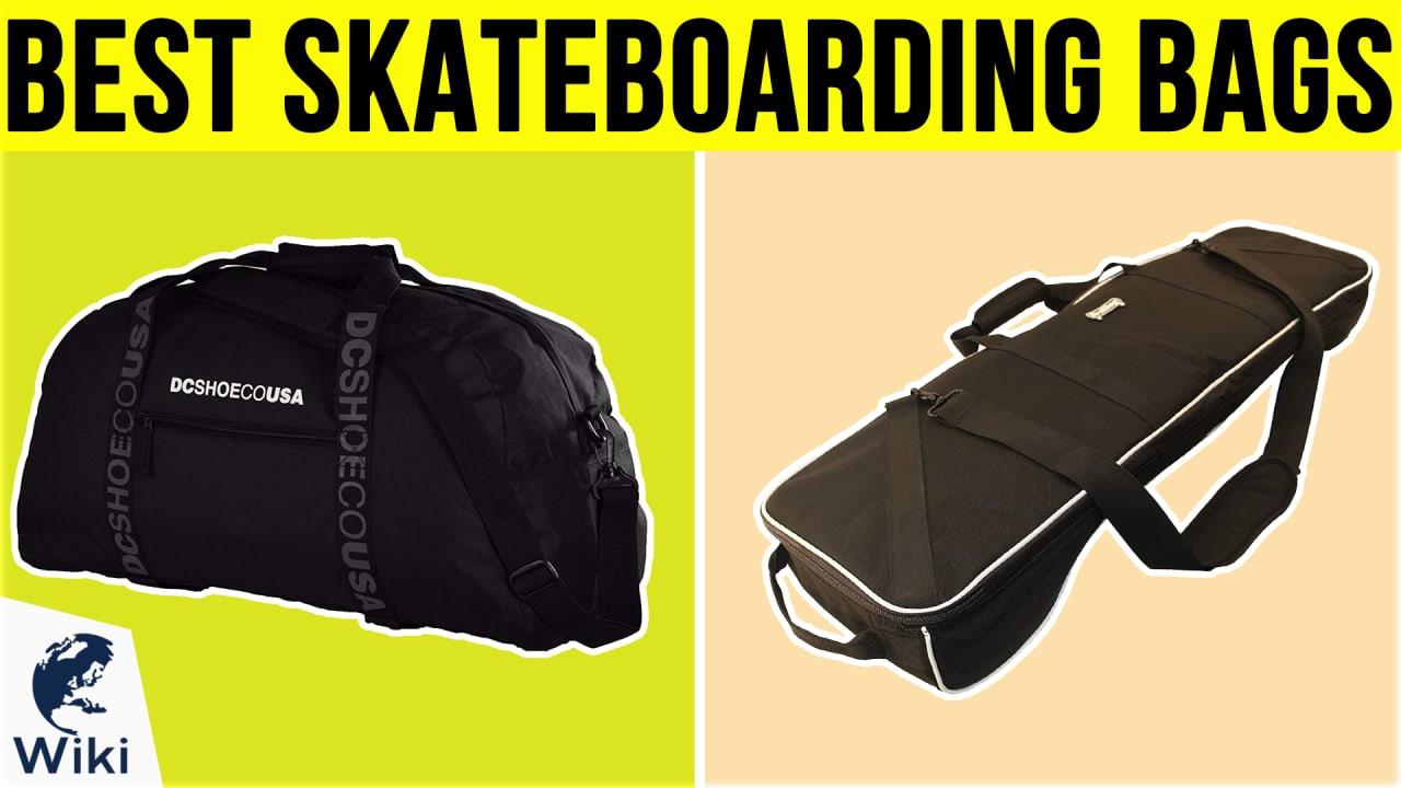 10 Best Skateboarding Bags