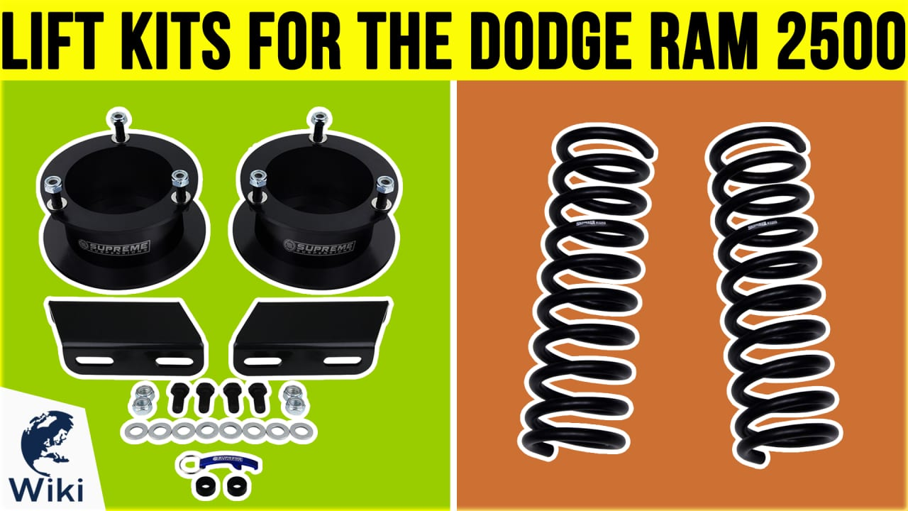 7 Best Lift Kits For The Dodge Ram 2500