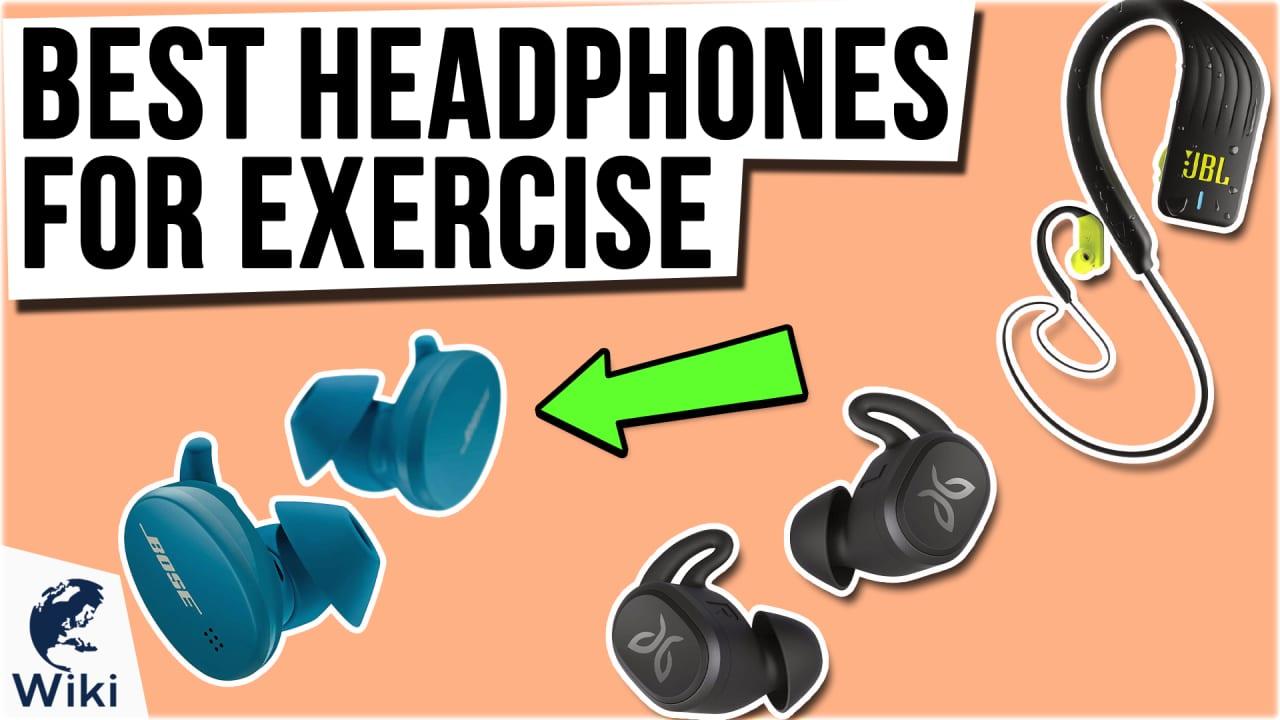10 Best Headphones For Exercise