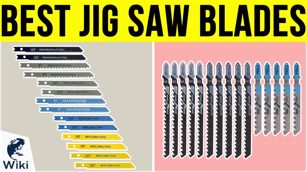 6 Best Jig Saw Blades