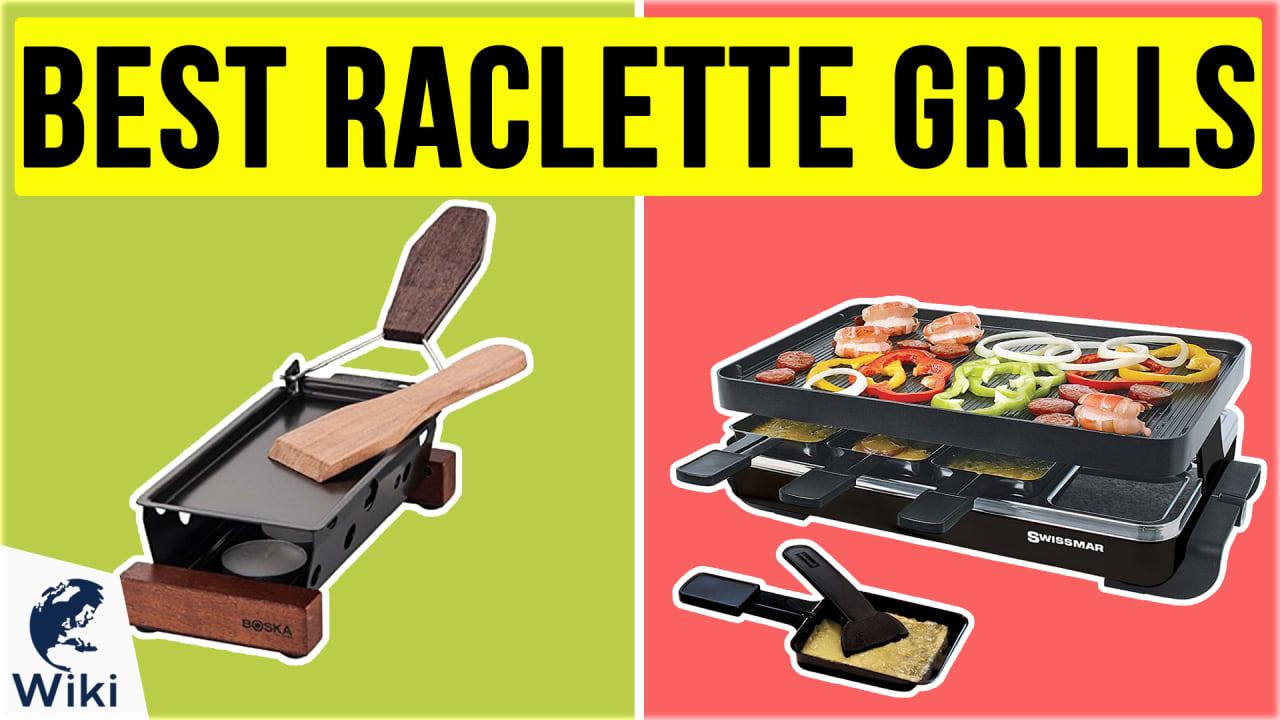 10 Best Raclette Grills