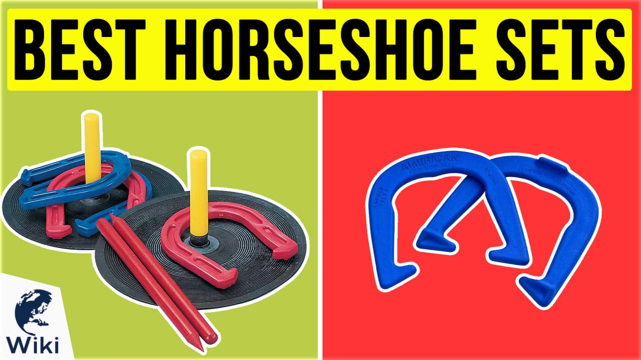 8 Best Horseshoe Sets