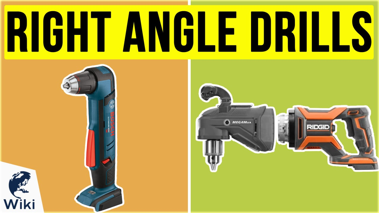 10 Best Right Angle Drills