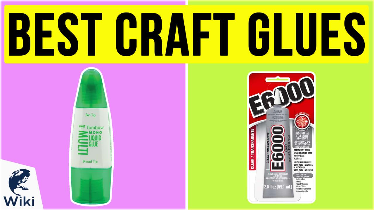 10 Best Craft Glues
