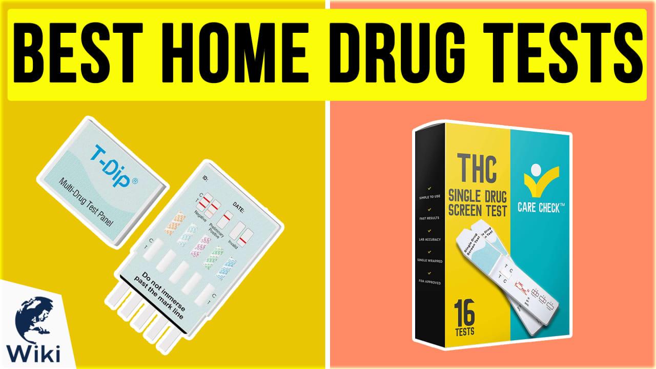 10 Best Home Drug Tests