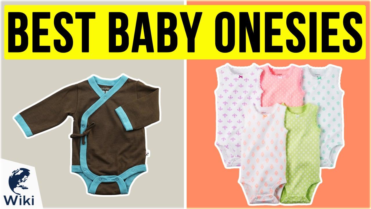 10 Best Baby Onesies