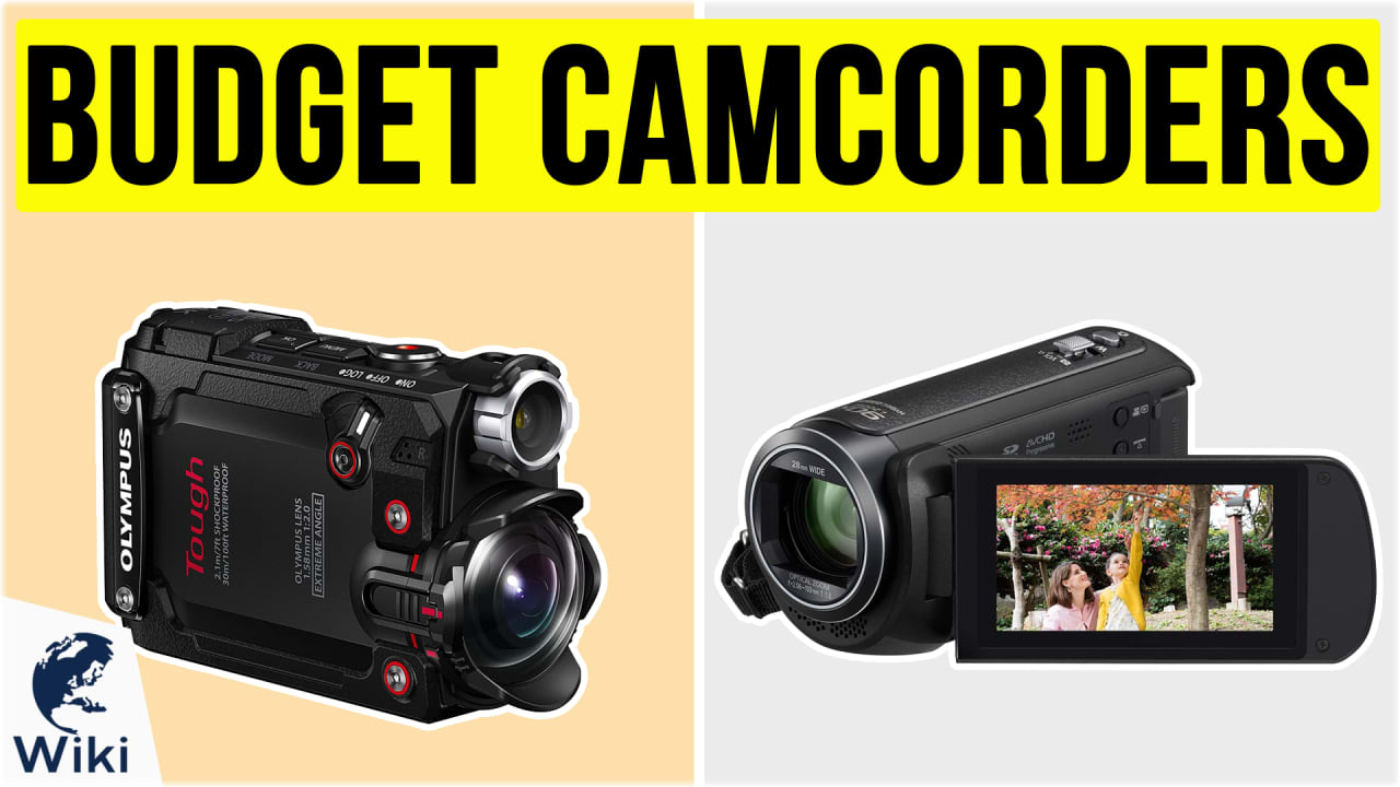 8 Best Budget Camcorders