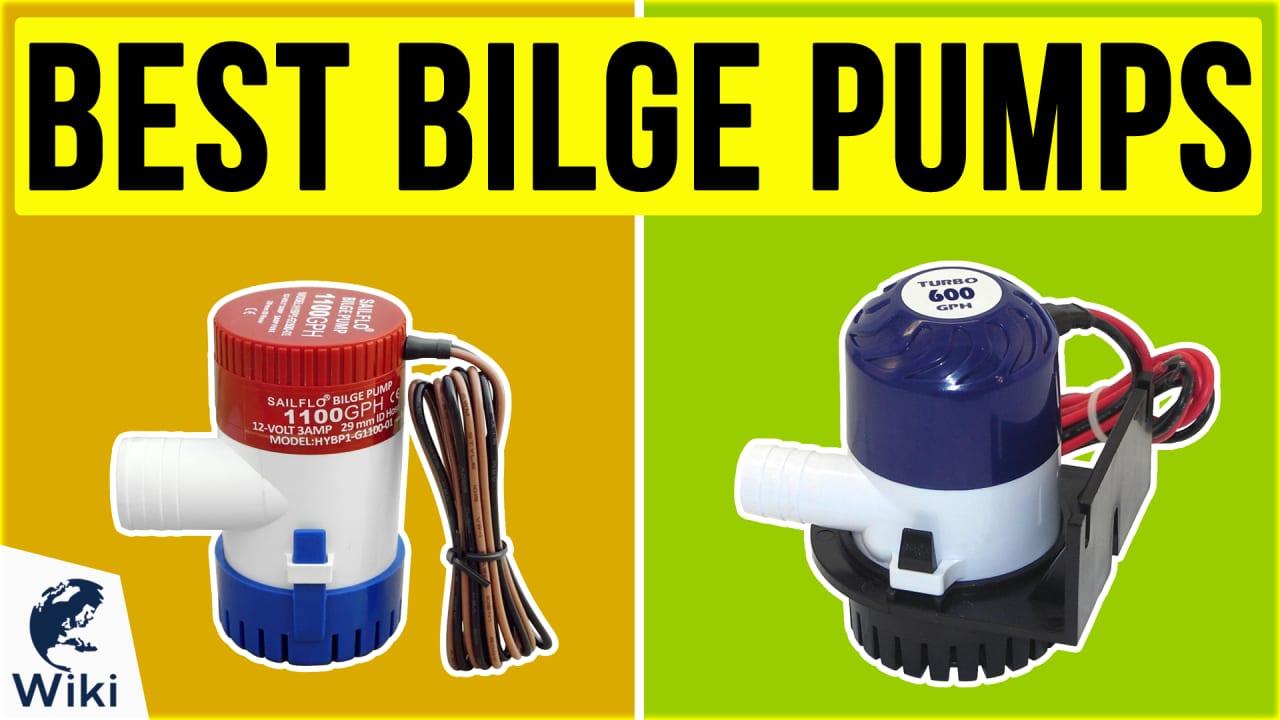 10 Best Bilge Pumps