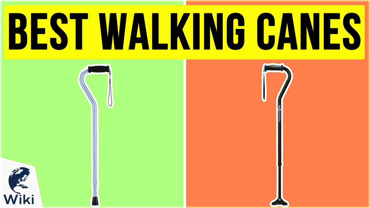 10 Best Walking Canes