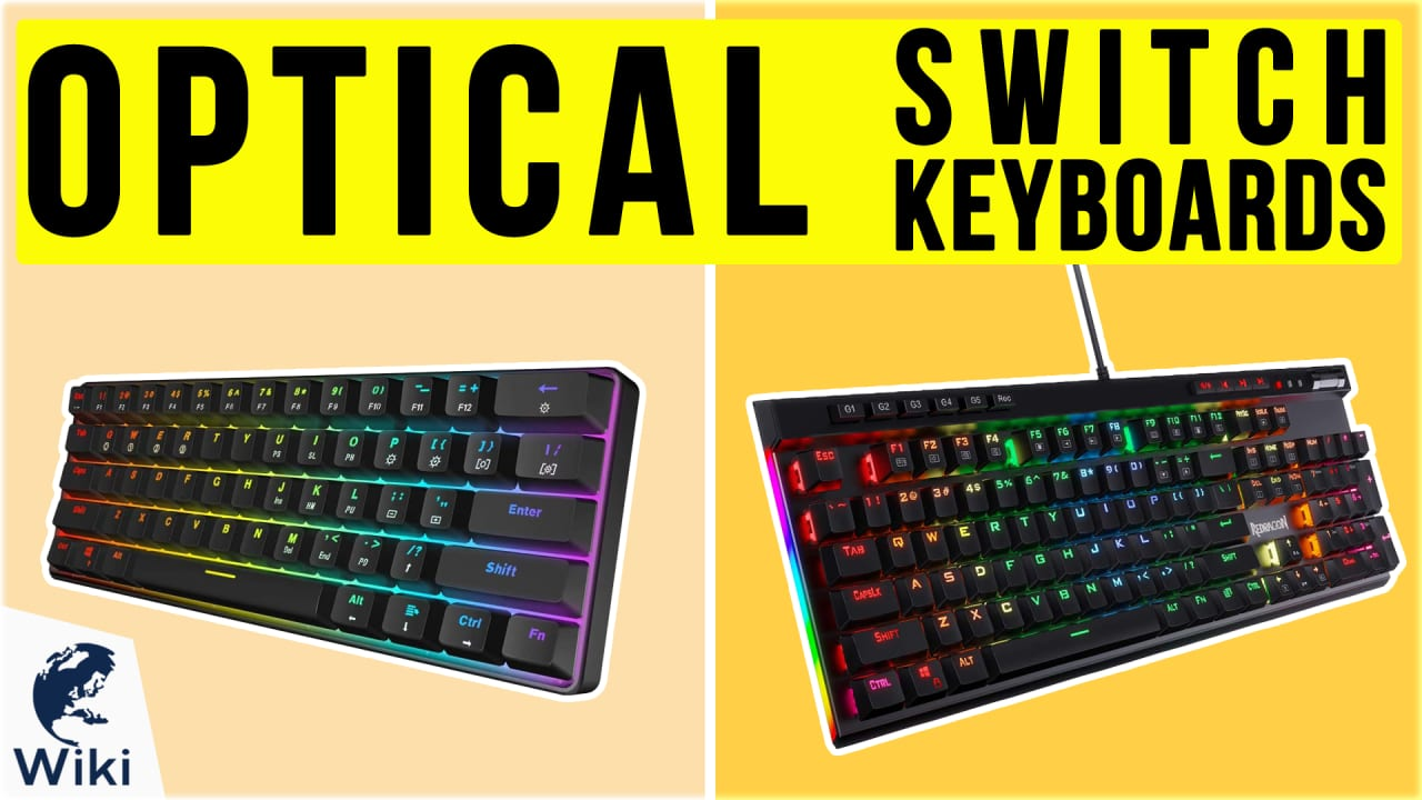 8 Best Optical Switch Keyboards
