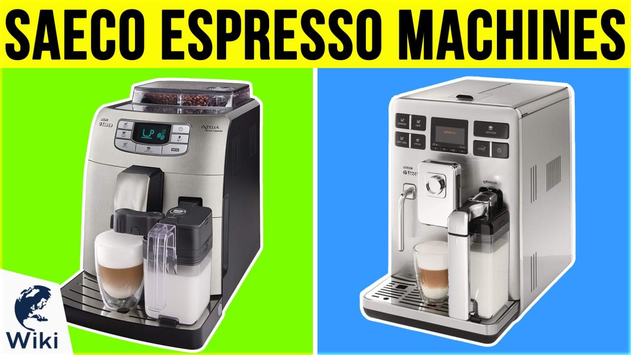 9 Best Saeco Espresso Machines