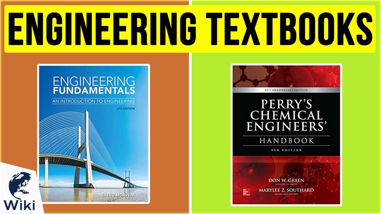 10 Best Engineering Textbooks