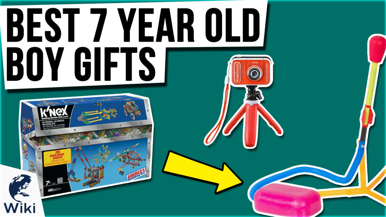 10 Best 7 Year Old Boy Gifts