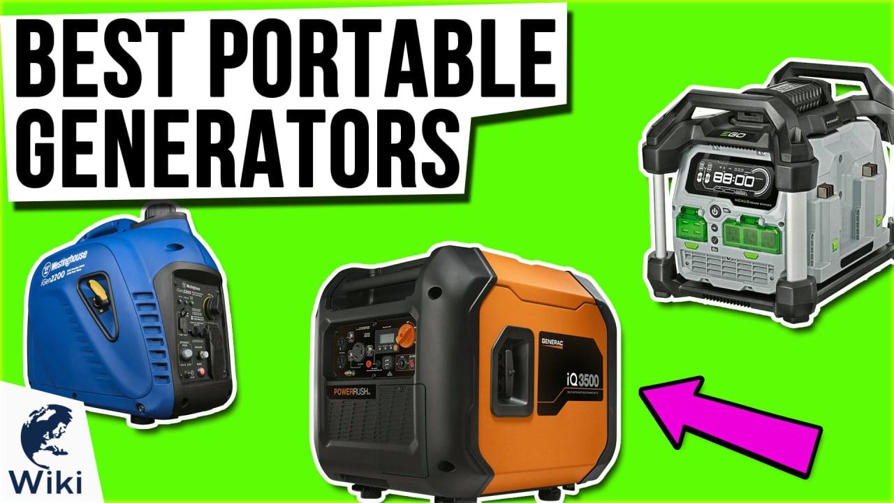 10 Best Portable Generators