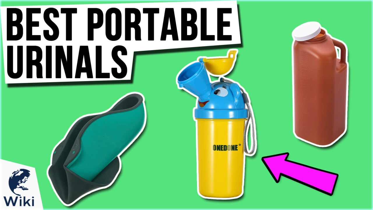 10 Best Portable Urinals