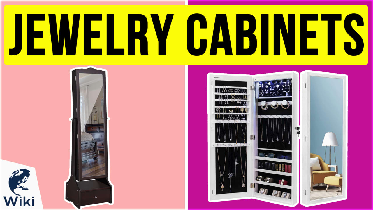 8 Best Jewelry Cabinets